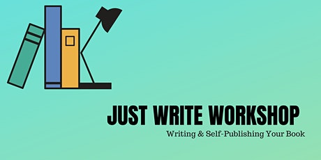 Just Write Virtual  Workshop tickets