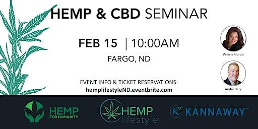 HEMP & CBD SEMINAR | Fargo, ND