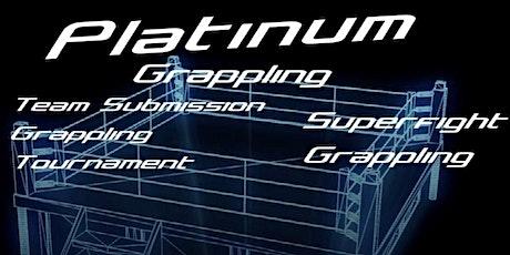 Platinum Grappling tickets