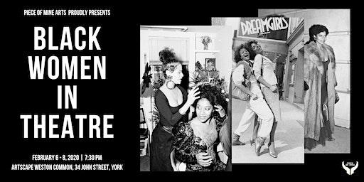 Black Women in Theatre