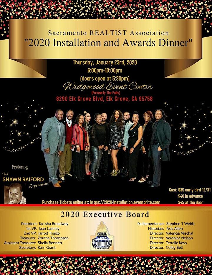 2020 Installation & Awards Dinner image