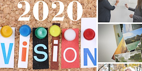 2020 VISION PARTY - Vision Boards, Goal Setting, and Pampering tickets