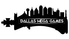 Dallas Mega Games logo