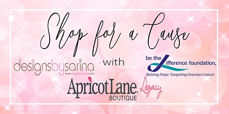 Shop for A Cause at Apricot Lane Legacy tickets