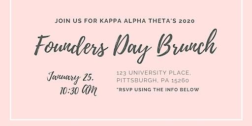 Kappa Alpha Theta Founder's Day 2020