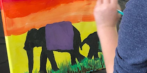 Painting class for kids & Teens