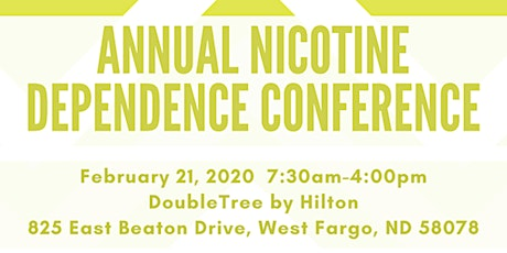 Annual Nicotine Dependence Conference tickets