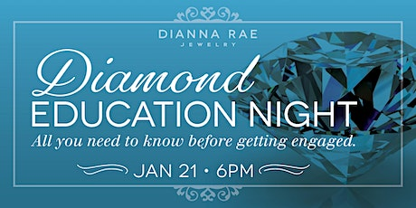 Diamond Education Night January 2020 tickets