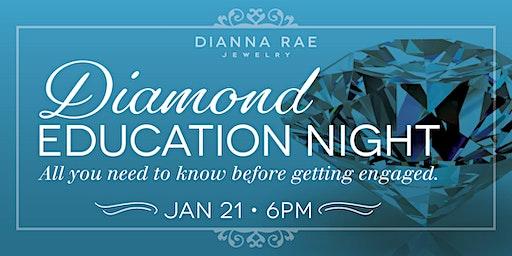 Diamond Education Night January 2020