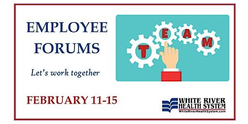 Employee Forums