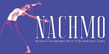 NACHMO 2020 Friday Performance tickets