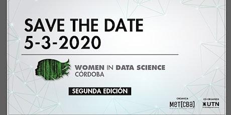 WiDS Córdoba 2020 entradas