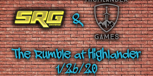 SRG Rumble at Highlander