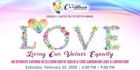 Love is L.O.V.E.: Living Our Values Equally tickets