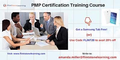 PMP Classroom Training in Monterey, CA