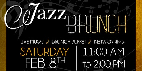 13th Annual State of The Organization Jazz Brunch  tickets
