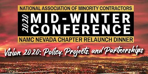 NAMC Nevada Mid-Winter Re-Launch