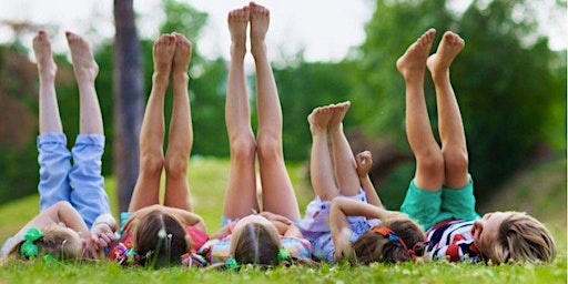 5-8yrs Kids Yoga, Mindfulness & Positive Mindset Term 1 weekly classes