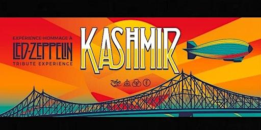 KASHMIR - Expérience-Hommage à Led Zeppelin - Cabaret Le Patriote - 21 mars