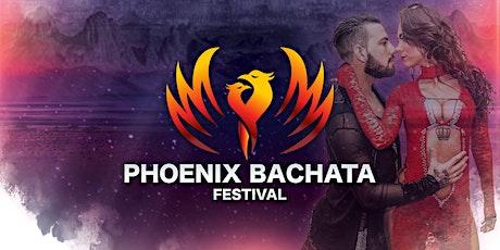 3rd Annual Phoenix Bachata Festival tickets