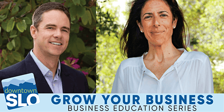 Downtown SLO Business Education Series: Grow Your Business tickets