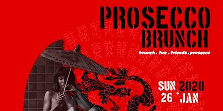 Prosecco Brunch tickets