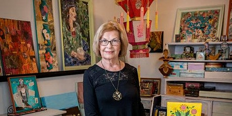 January 2020 Salon: Artist Joan Ellis tickets
