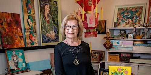 January 2020 Salon: Artist Joan Ellis