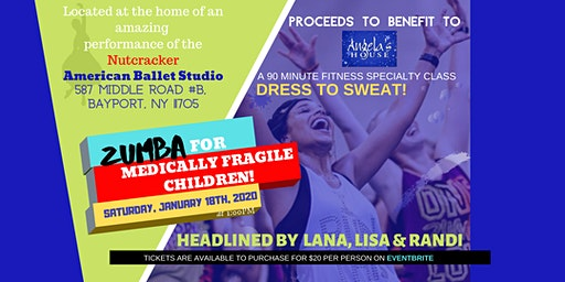 Zumba for Angela's House