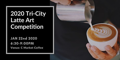 Tri-City Latte Art Competition tickets