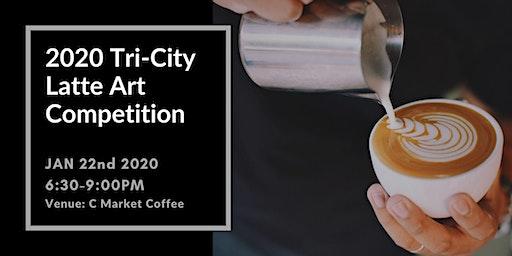 Tri-City Latte Art Competition