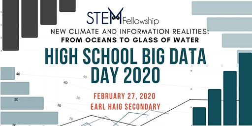 STEM Fellowship High School Big Data Challenge 2020: Toronto Finale
