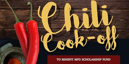 Chili Cook Off- Sign Up to Compete
