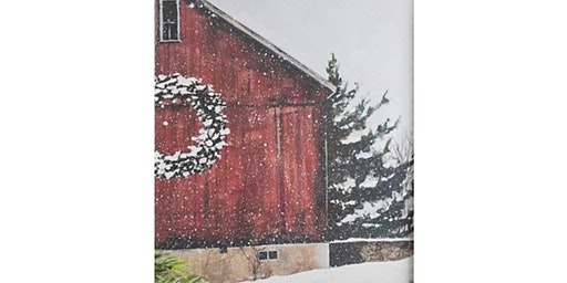 The Red Barn Presented by The Artists' Garden