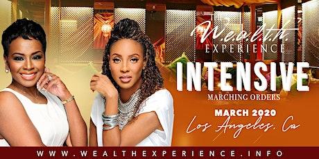 W.E.A.L.T.H. Intensive 2020 tickets