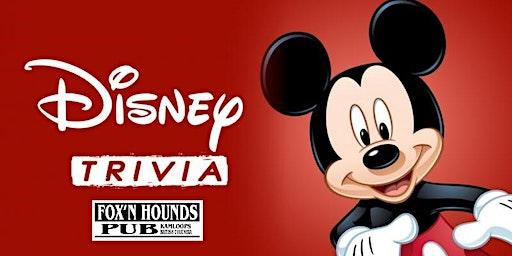 Disney Movie Trivia Night at Fox'n Hounds Kamloops