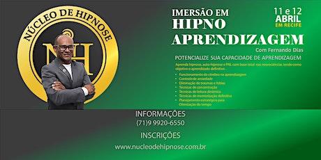 Hipnoaprendizagem em Recife ingressos