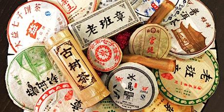 Atelier de découverte & de dégustation de thés vieillis / fermentés tickets