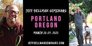 Portland Oregon - Jeff Gellman's Two Day Dog Training...