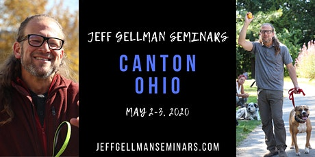 Canton, Ohio - Jeff Gellman's Two Day Dog Training Seminar tickets