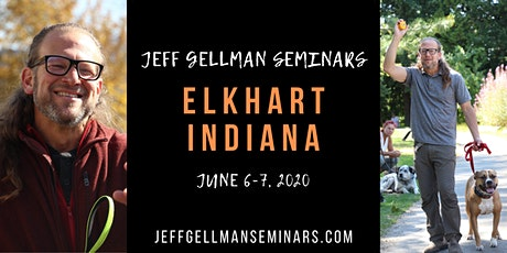 Elkhart, IN - Jeff Gellman's 2 Day Dog Training Seminar tickets