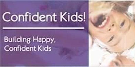 Confident Kids tickets