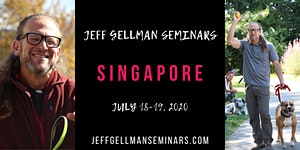 Singapore - Jeff Gellman's Dog Training Seminar