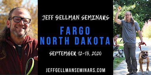 Fargo, North Dakota - Jeff Gellman's Dog Training Seminar