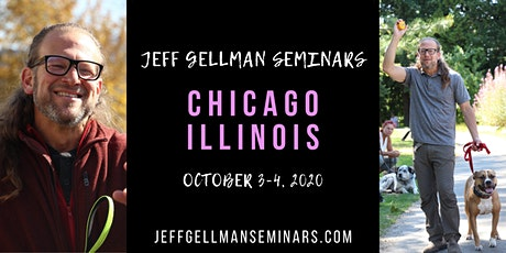 Chicago, IL - Jeff Gellman's Dog Training Seminar tickets