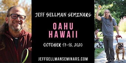 Oahu, Hawaii - Jeff Gellman's Dog Training Seminar