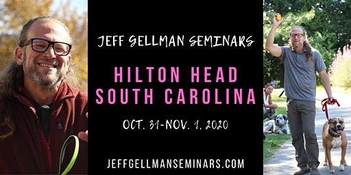 Hilton Head, South Carolina - Jeff Gellman's Dog Training Seminar