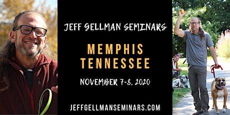 Memphis Tennessee- Jeff Gellman's 2 Day Dog Training Seminar  tickets