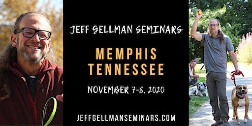 Memphis Tennessee- Jeff Gellman's 2 Day Dog Training Seminar