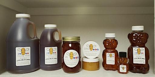 Honey Hive Farms, Honey Tasting